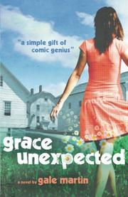 Cover art for GRACE UNEXPECTED