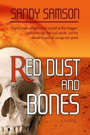 RED DUST AND BONES by Sandy Samson