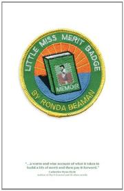 LITTLE MISS MERIT BADGE by Ronda Beaman