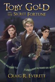 Book Cover for TOBY GOLD AND THE SECRET FORTUNE
