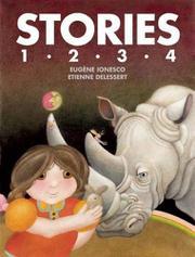 STORIES 1, 2, 3, 4 by Eugène Ionesco