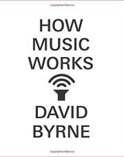 Cover art for HOW MUSIC WORKS