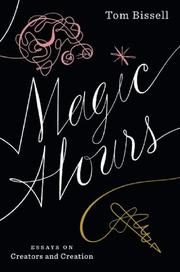 Book Cover for MAGIC HOURS