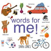 WORDS FOR ME! by Sarah Jones