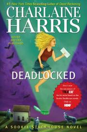 Cover art for DEADLOCKED