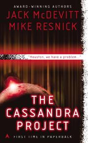 Cover art for THE CASSANDRA PROJECT