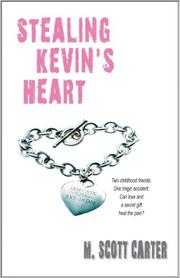 Book Cover for STEALING KEVIN'S HEART