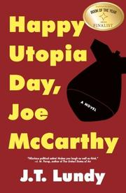 Happy Utopia Day, Joe McCarthy by J.T Lundy