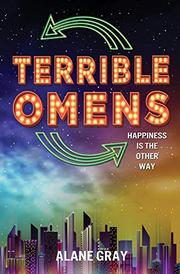 TERRIBLE OMENS by Alane  Gray