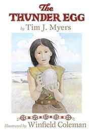 THE THUNDER EGG by Tim J. Myers