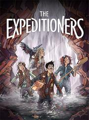 Book Cover for THE EXPEDITIONERS