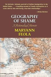 Geography of Shame by Maryann Feola