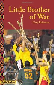 LITTLE BROTHER OF WAR by Gary Robinson