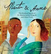 MARTIN & ANNE by Nancy Churnin