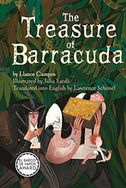 THE TREASURE OF BARRACUDA by Llanos Campos
