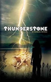 THUNDERSTONE by Barbara Pietron