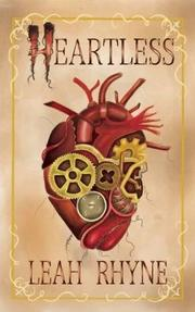 HEARTLESS by Leah Rhyne