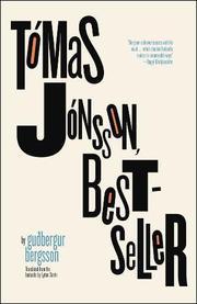 TÓMAS JÓNSSON, BESTSELLER by Gudbergur Bergsson
