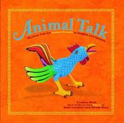 ANIMAL TALK by Cynthia Weill