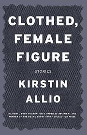CLOTHED, FEMALE FIGURE by Kirstin Allio