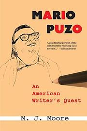 MARIO PUZO by M.J. Moore