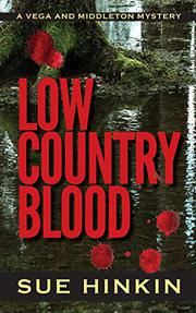 LOW COUNTRY BLOOD by Sue  Hinkin