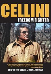 """CELLINI by Vito """"Tutuc"""" Cellini"""