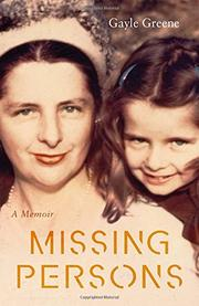 MISSING PERSONS by Gayle Greene