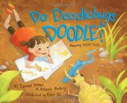 DO DOODLEBUGS DOODLE? by Corinne Demas