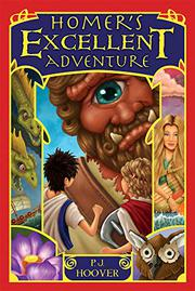 HOMER'S EXCELLENT ADVENTURE by P.J. Hoover