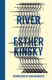 RIVER by Esther Kinsky