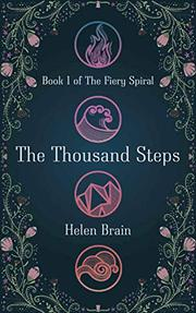 THE THOUSAND STEPS by Helen Brain