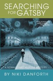 SEARCHING FOR GATSBY by Niki Danforth