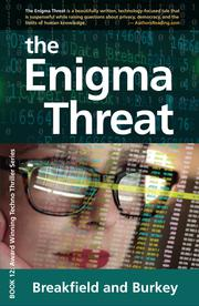 THE ENIGMA THREAT Cover
