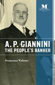 A.P. GIANNINI by Francesca  Valente
