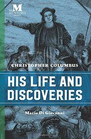 CHRISTOPHER COLUMBUS by Mario  Di Giovanni