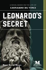 LEONARDO'S SECRET by Peter David  Myers