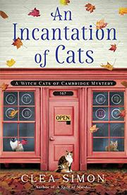 AN INCANTATION OF CATS by Clea Simon