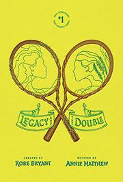 LEGACY AND THE DOUBLE by Annie Matthew