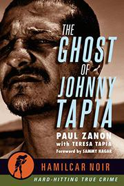 THE GHOST OF JOHNNY TAPIA by Paul Zanon