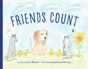 FRIENDS COUNT by Lori Brown