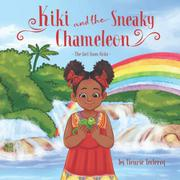 KIKI AND THE SNEAKY CHAMELEON by Fleurie  Leclercq