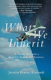 WHAT WE INHERIT by Jessica Pearce Rotondi