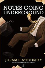 NOTES GOING UNDERGROUND Cover