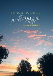 AS THE FOG LIFTS by Mary  Rinehart