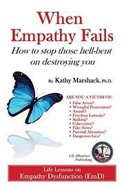 WHEN EMPATHY FAILS by Kathy  Marshack