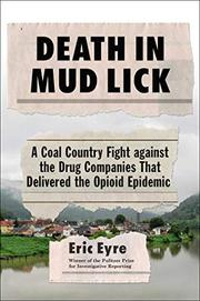 DEATH IN MUD LICK by Eric Eyre