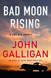BAD MOON RISING by John Galligan