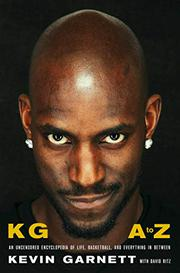 KG A TO Z by Kevin Garnett