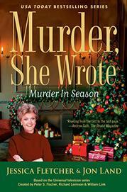 MURDER, SHE WROTE by Jessica Fletcher
